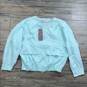 Adidas Stella McCartney Jacket Windbreaker Crop